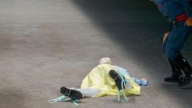 Ünlü manken podyumda hayatını kaybetti!