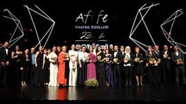 23. Afife Tiyatro Ödülleri sahiplerini buldu!