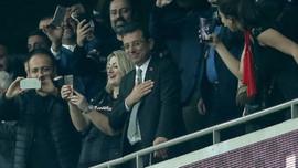 İmamoğlu'nun oturduğu koltuk için Beşiktaş'a ihtar