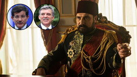 Payitaht'tan Gül ve Davutoğlu'na mesaj!