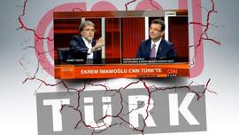 CNN Türk yönetimi 'programı bitirin' demiş!