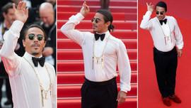 Cannes Film Festivali'nde fırtına gibi esti!