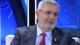 Mehmet Metiner canlı yayında zor anlar yaşadı!