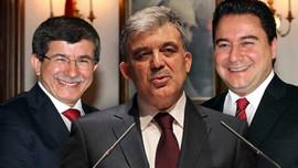 Babacan'ın Gül destekli yeni partisi yolda!