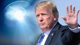 Trump'tan tuhaf UFO açıklaması!
