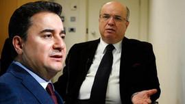 Ali Babacan'ın istifasını böyle yorumladı