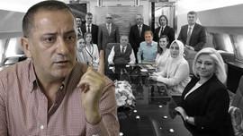 Fatih Altaylı'dan Ahmet Hakan'a 'uçak' tepkisi!