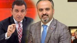 Fatih Portakal'dan AKP'li başkana sert tepki!