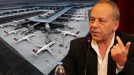 İstanbul Havalimanı deneyimini anlattı