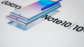 Samsung Galaxy Note 10 ve Note 10 Plus'ı tanıttı!