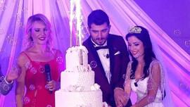Fenomen çiftin 3 yıllık evliliği çatırdadı