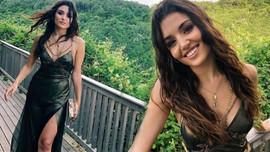 Hande Erçel'in paylaşımı sosyal medyayı yıktı!