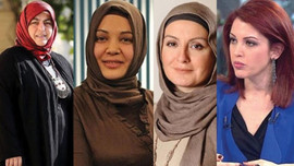 Bu dört kadınla ekrana çıksan sana ne derler?