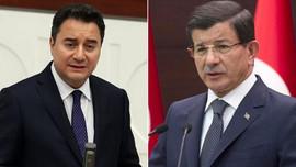 Babacan ve Davutoğlu'nun oy oranları yüzde kaç?
