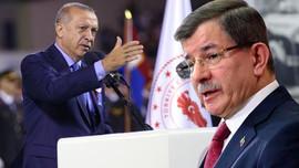 Davutoğlu'nun çıkışına Erdoğan'dan rest!
