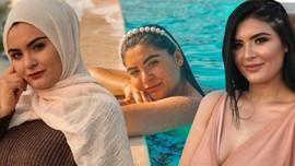 Gelin adayı Hanife'den yine bikinili paylaşım!