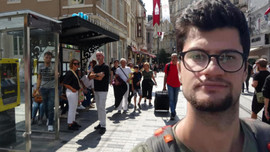 İstiklal Caddesi'nde dehşet! 1 ölü, 1 yaralı