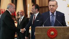 Erdoğan, Külliye'de İmamoğlu'nu hedef aldı!