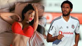 Beren Güney ünlü futbolcuyu ifşa etti