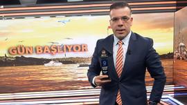 Serkan Aksarı'ya yılın haber spikeri ödülü