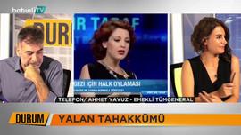Ahmet Yavuz'dan Nagehan Alçı'ya sert tepki!