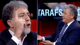Mustafa Balbay, Ahmet Hakan'ı çileden çıkardı!