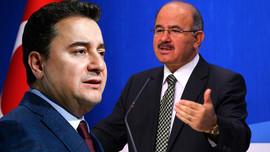 Ali Babacan'ın partisine katılacak mı?
