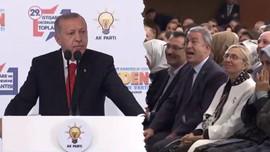 Erdoğan'ın dili sürçtü, Hulusi Akar uyardı!