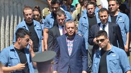 AKP'li vekillerden Erdoğan'a koruma şikayeti