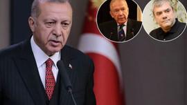 Erdoğan'dan Özdil ve Dündar'a yanıt geldi