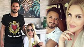 Selin Ciğerci ve Gökhan Çıra nişanlandı!