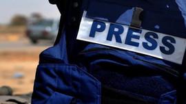 Sınırdaki gazetecilere kıyafet uyarısı!