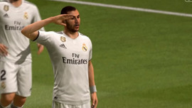 FIFA oyununda asker selamı sürprizi