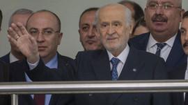 Ahmet Hakan, Bahçeli'nin sakalını yorumladı!
