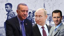 """""""Yarın Erdoğan'ın masasında Esad olabilir"""""""