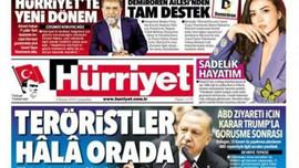 Hürriyet Ahmet Hakan'ı böyle duyurdu
