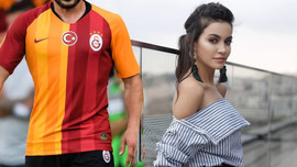 Ünlü oyuncu Galatasaraylı futbolcuyla evleniyor!