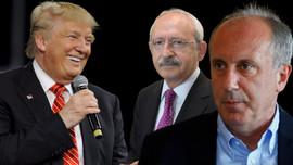 CHP'deki krize Trump'ı da karıştırdılar!