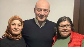 Ferit Şahenk Somalı aileyi ziyaret etti