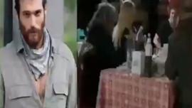 Can Yaman İsrailli kadına da asılmış!