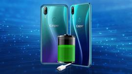 Casper VIA A4, pil performası nasıl?