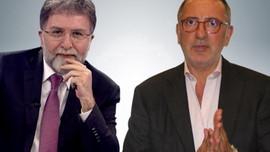Fatih Altaylı, Ahmet Hakan'a ateş püskürdü!
