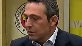 Ali Koç'tan gazeteci'ye tepki: Gülecek bir şey yok