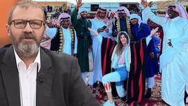 Şeyma'nın Suudi Arabistan pozları kızdırdı!