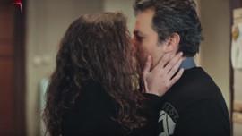Bu öpüşme sahnesi ''Kadın''a damga vuracak!