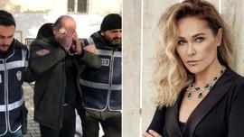 Hülya Avşar'ı soyan 'peruklu hırsız' yakalandı!