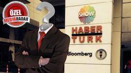 Habertürk TV'de üst düzey deprem!