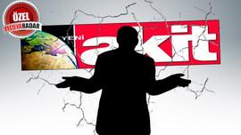 Akit TV'nin ünlü ekran yüzünden istifa kararı