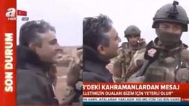 A Haber'den askere röportaj tacizi!