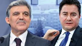 AK Partililer Gül ve Babacan'a oy verecek mi?